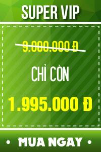 Vé SUPER VIP - 1,495,000 đ
